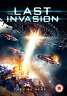 Denise Crosby, Daniel Hugh ...-Last Invasion  (UK IMPORT)  DVD NEW
