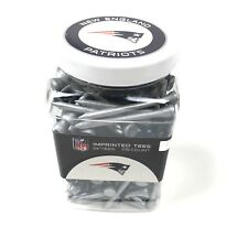 NFL 175 Golf 2 3/4 Tee Jar New England Patriots