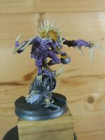 PLASTIC WARHAMMER GENESTEALER CULTS PATRIARCH WELL PAINTED (1544)