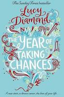 The Year of Taking Chances by Lucy Diamond (Paperback) New Book