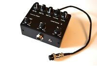 Sound Compressor Equalizer to ANY Yaesu Radio 8pin mic transceiver FT- FTDX-