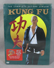 Kung Fu: The Complete Second Season (DVD, 2005, 4-Disc Set) NIP