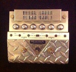 Mesa Boogie. V twin valve pre amp.