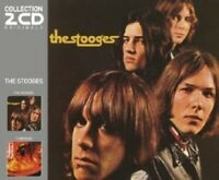 THE STOOGES - FUN HOUSE/THE STOOGES 2 CD  ALTERNATIVE ROCK  NEW!