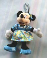 "Aloha!  Disney Hawaii Aulani Minnie Mouse 6"" Plush"