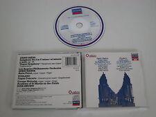 SAINT-SAENS+POULENC/ORGAN SYMPHONY+ORGAN CONCERTO(DECCA 417 725-2) CD ALBUM