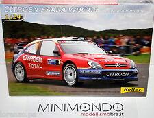 KIT CITROEN XSARA WRC 2005 ADAC RALLY LOEB 1/24 HELLER 80754