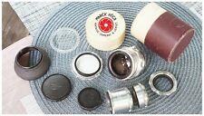 Serviced Carl Zeiss Jena Flektogon 35/2.8 Exakta w Accessories Tested Minty Work