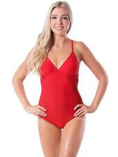 US Women Swimwear Sexy Monokini Bathing Suit One Piece Swimsuit Beachwear