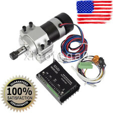 ER11 500W CNC Brushless Spindle Motor Driver Speed Controller For Engraving USA
