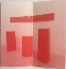 BERNARD AUBERTIN - Carton d invitation - 2012