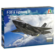 Italeri F-35 A Lightning II (Scale 1:72) 1409 NEW