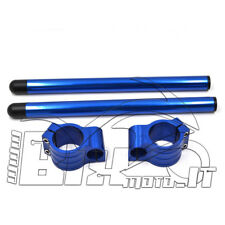 KIT SEMIMANUBRI 50 MM BLU ERGAL YAMAHA R1 1998 1999 2000 2001 2002 2003 2004