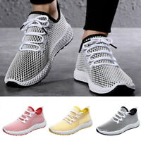 Fashion Men Non-Slip Sneakers Mesh Shoes Comfy Soft Sports Trainer Shoes Sneaker