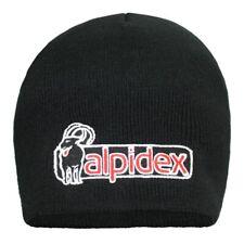 ALPIDEX Mütze Damen Herren schwarz