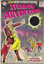 Strange Adventures #160, DC 1964 Atomic Knights Anderson, Greene VG