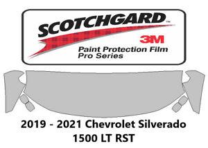 3M Scotchgard Paint Protection Pro 2019-2021 Chevy Silverado 1500 FREE GIFT