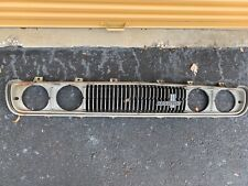 73-79 Datsun 620 front Grille Grill  with Emblem OEM Local Pick Up only