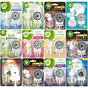 1 X AIR WICK AIRWICK ELECTRICAL PLUG IN MACHINE & AIR FRESHENER OIL REFILL