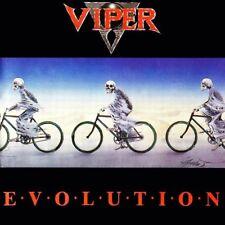 Viper - Evolution Braz Power Metal SEALED w/ 6 Bonus