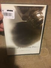 The Diary of a Country Priest (DVD, 2004)