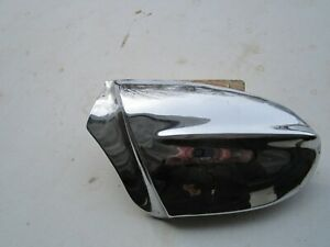 1959 ford galaxie fairlane skyliner drivers side chrome bumper clam or ext.