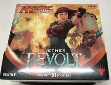 Magic The Gathering Aether Revolt Fatpack Bundle For Card Game MTG CCG TCG