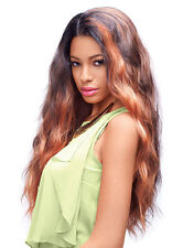 INDIA SYN LACEFRONT WIG PARRUCCA SLEEK SINTETICA COLORE 27 MIELE