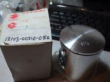 1986 SUZUKI RM250 RM 250 PISTON 2ND 0.50MM OEM 12110-00B02-050 12103-00810-050