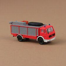 1:160 Spur N Umbausatz Feuerwehr RW2 für Wiking Mercedes Benz Frontlenker LKW
