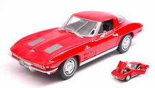 Chevrolet Corvette 1963 Red 1:24-27 Model 24073R WELLY