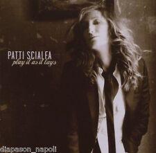 Patti Scialfa : Play It As It Lays CD (2007)