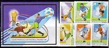 Benin 966-72 Soccer Mint NH