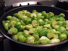 BRUSSEL SPROUTS 200+ .3 grm SEEDS  CATSKILL HEIRLOOM Buy 2 orders get 1 FREE #18