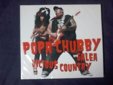 POPA CHUBBY WITH GALEA - VICIOUS COUNTRY. SEALED CD.