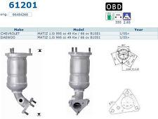 Pot catalytique Daewoo Matiz 1.0i 995cc 49Kw/66cv B10S1 1/05>, Magnaflow