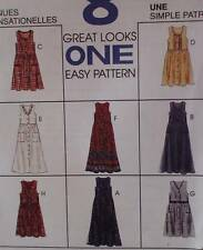 7780 Vintage McCalls Sewing Pattern Misses Easy Jumper Uncut Ff Summer