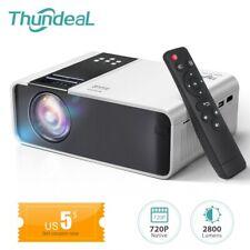 Mini Projecteur HD TD90 Natif 1280x720P LED Android WiFi Projecteur Home Cinema