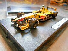 F1 Jordan EJ11 Honda V10 #11 2001 Frentzen Deutsche Post Hot Wheels Mattel 1:43
