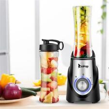 350W Electric Juicer 600Ml Fruit Vegetable Blender Citrus Extractor Machine Usa