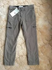 BNWT AUTHENTIC GIRLS STELLA MC CARTNEY CARGO PANTS $150