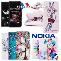 Etui Coque housse XXL COLORS Cuir PU Leather Stand Wallet Case Cover NOKIA 4.2