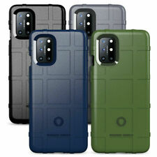 For OnePlus 8T / 8T+ Plus 5G Rugged Armor Shockproof Flexible TPU Case Cover