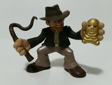 "Indiana Jones Raiders of the Lost Ark 2.25"" Action Figure Whip Idol"