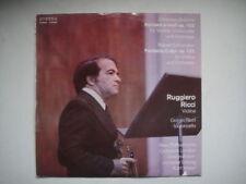 RUGGIERO RICCI-violino, Brahms/Schumann ETERNA PRIMO LP