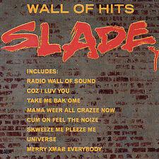 SLADE Wall Of Hits CD POLYDOR