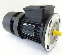 LAFERT AMF Elektromotor mit Bremse 1~ 0,18kW 1400U/min B5 Flansch UNBENUTZT