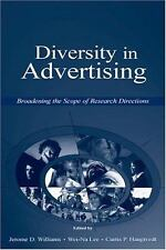 Diversity in Advertising : Broadening the Scope of Research Directions (2004,...