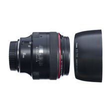 CANON EF 85mm F1.2 F/1.2 L II USM TELEPHOTO LENS / EX++ / 180D W