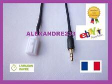 Cable auxiliaire aux adaptateur mp3 pour autoradio NISSAN Teana - VENDEUR PRO